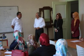 OSMANELİ MUNICIPALITY CONTINUING EDUCATION CENTER IS PREFERED IN OUR CITY