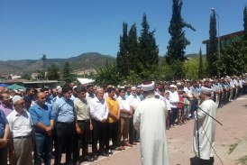 FUNERAL PRAYER IN ABSENTIA FOR OUR MARTYRS
