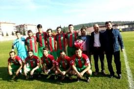 Osmaneli Derbisi 1308 Osmaneli Belediye Spor'un