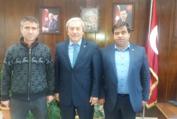 """""""GALİP GELEN DOSTLUK, KAZANAN OSMANELİ OLSUN"""""""