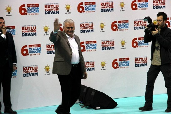BAŞBAKANIMIZ BİNALİ YILDIRIM BİLECİK'TEYDİ