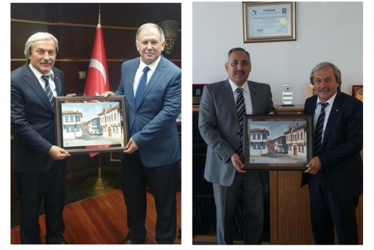 ONE MORE VISITING TO ANKARA FROM OUR MAYOR