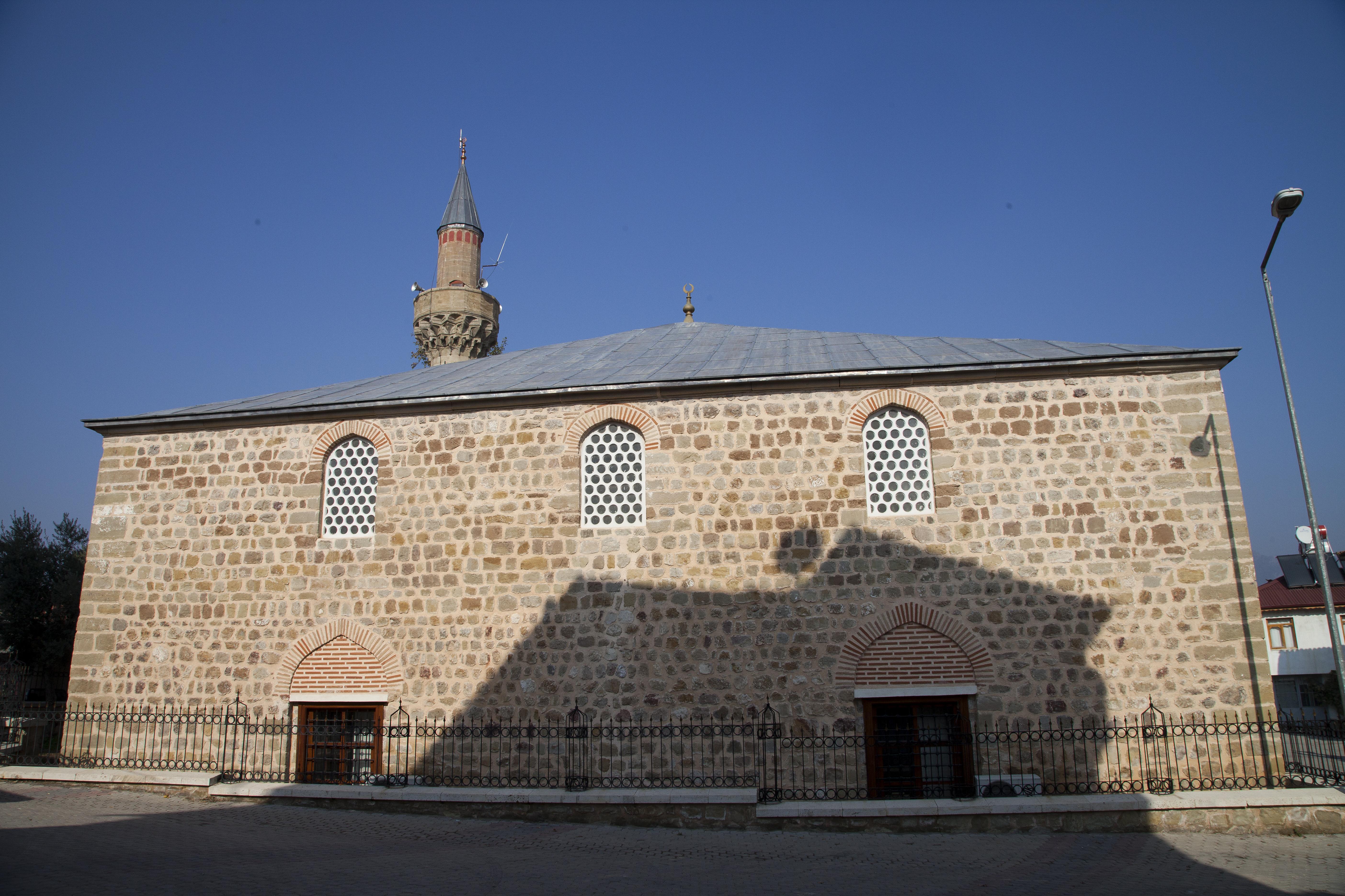 Fotoğraf 19. Rüstem Paşa Camii pencere düzeni.