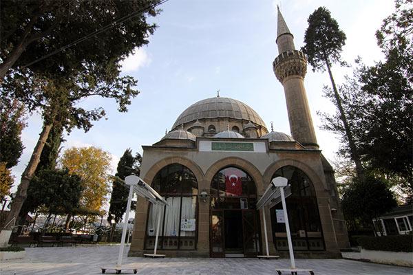 Fotoğraf 25. Bebek Camii.