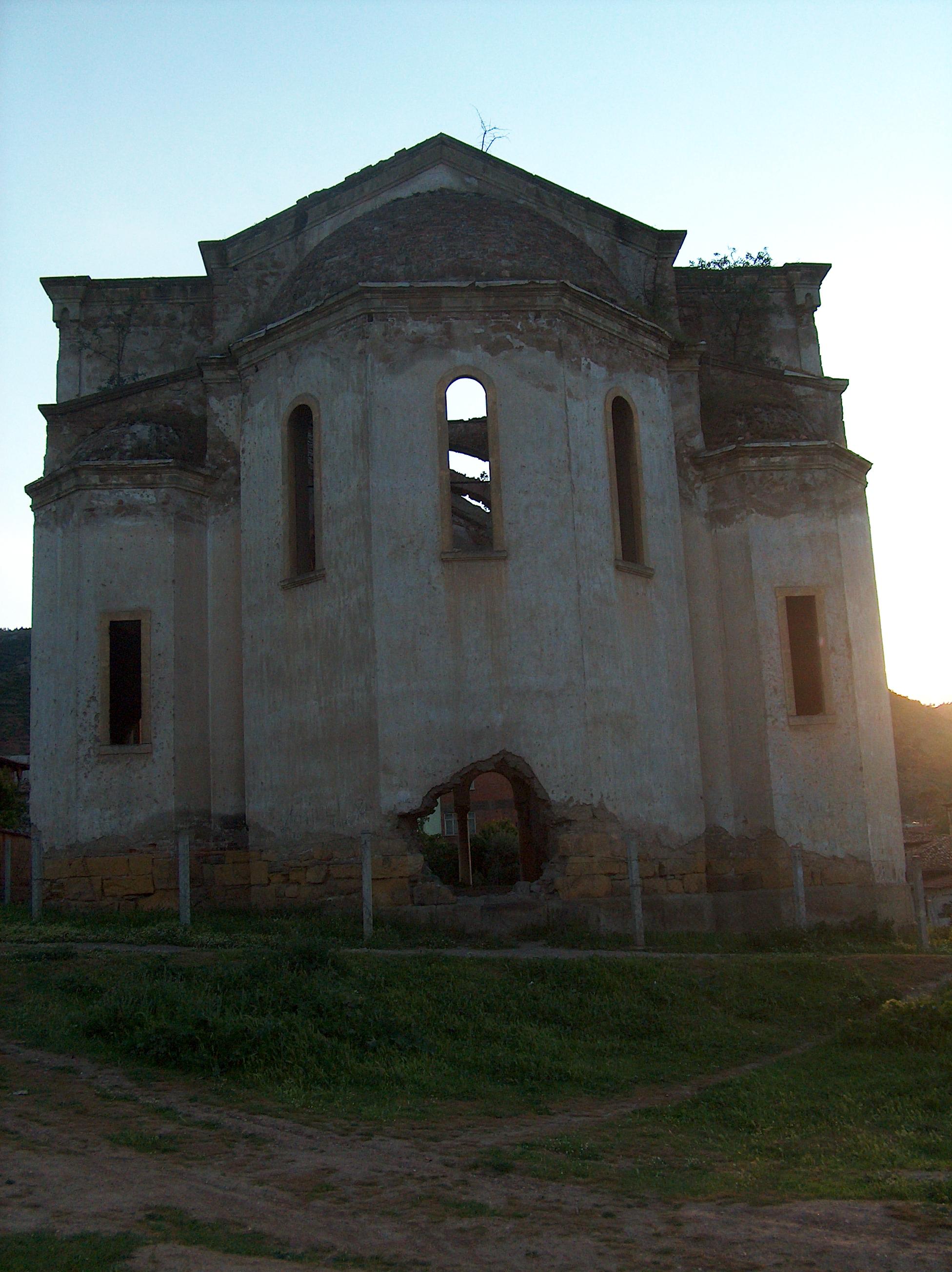 Fotoğraf 65. Hagios Georgios (Aya Yorgi) Rum Kilisesi doğu cephesi.