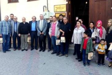 Yerli Yabancı Birçok Akademisyen İlçemizi Ziyaret Etti