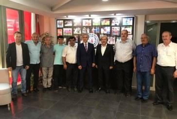"""""""LEFKE CUP U15"""" TURNUVASI OSMANELİ'NDE YAPILACAK"""
