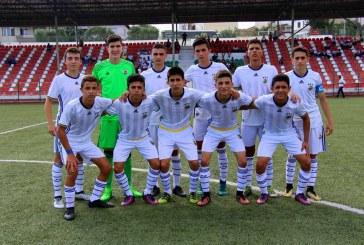 TFF LEFKE CUP U15 FUTBOL TURNUVASI BAŞLADI