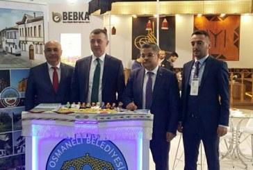 OSMANELİ BELEDİYESİ TRAVEL TURKEY İZMİR FUARINDA