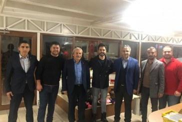 DEĞERLİ SANATÇI YUSUF GÜNEY OSMANELİ'DE.
