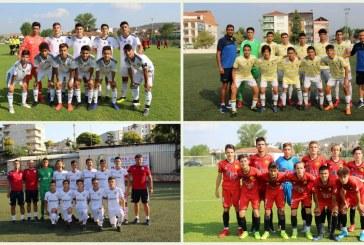 """LEFKE U15 FUTBOL TURNUVASI""NDA YARI FİNALİSTLER BELLİ OLDU."