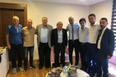 TFF TÜRKİYE FUTBOL FEDERASYONU RİVA TESİSLERİNİ ZİYARET ETTİK.