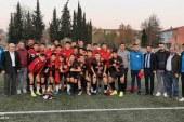 """LEFKE SÖMESTRE CUP U17″ŞAMPIYONU ESKIŞEHIR SPOR."