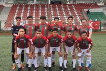 1308 OSMANELİ BELEDİYE SPOR U19: 4 – BOZÜYÜK GÜNEŞ SPOR U19: 0