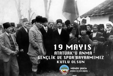 GAZİ MUSTAFA KEMAL ATATÜRK'ÜN 19 MAYIS 1919'DA BAŞLATTIĞI EMPERYALİZME KARŞI SAVAŞ,BUGÜNDE TÜRKİYE ÜZERİNDE HESAPLAR YAPAN EMPERYALİZME KARŞI DEVAM EDİYOR.