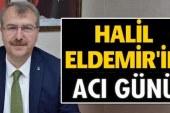 SAĞLIK BAKAN YARDIMCIMIZ HALİL ELDEMİR'İN KAYINPEDERİ VEFAT ETTİ.