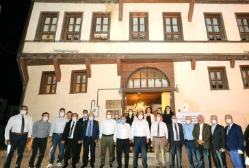 BEBKA AĞUSTOS AYI TOPLANTISINI OSMANELİ'DE NECLA HANIM KONAĞINDA YAPTI.