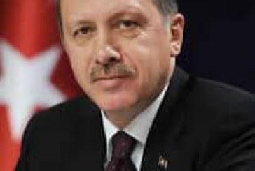 """CUMHURBAŞKANIMIZ RECEP TAYYİP ERDOĞAN;""""SUÇ ÖRGÜTLERİNİN HEDEFİ TÜRKİYE"""""""