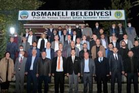 BİLECİK AMATÖR SPOR KULÜPLERİ İSTİŞARE TOPLANTISI OSMANELİ'NDE GERÇEKLEŞTİ
